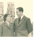 Mario Serto e Concetta Chironi