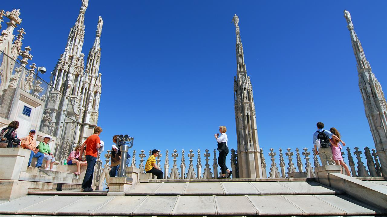 Visite Guidate Terrazze del Duomo