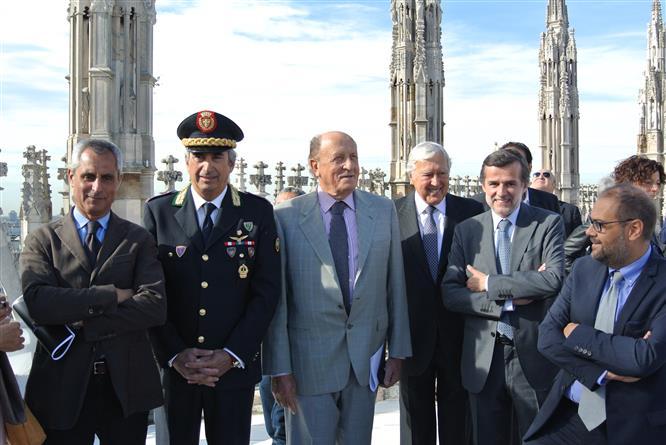 Il Grande Progetto per la Sicurezza del Duomo di Milano