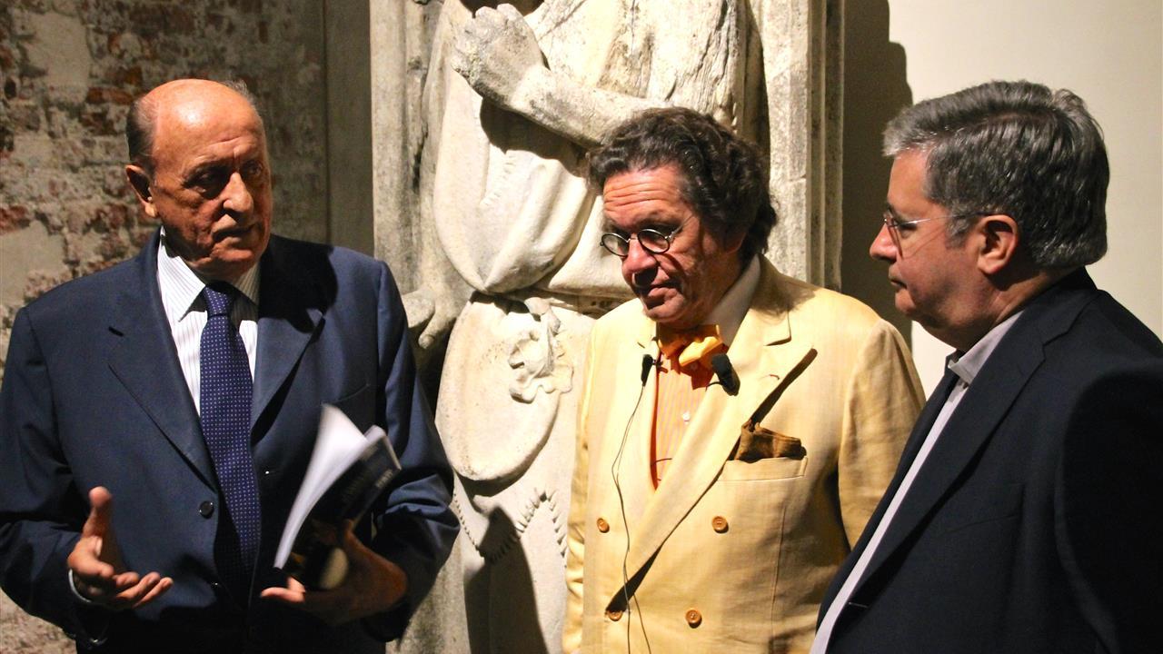 Philippe Daverio è il Direttore Artistico