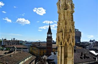 San Gottardo Dalle Terrazze Del Duomo