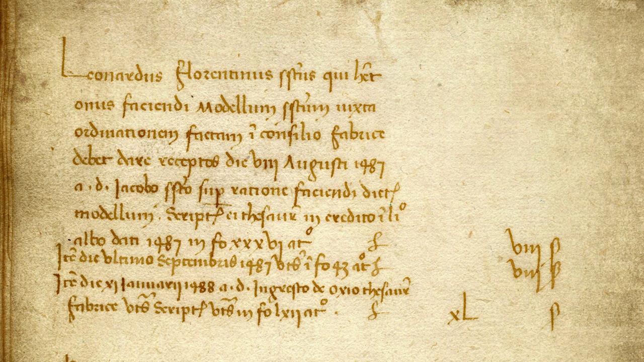 Registro Pagamento Di Leonardo