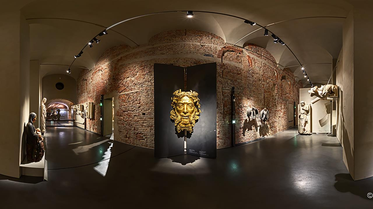 DSC06267 Mi Museo Duomo Sala Viscontea R X8j TTW