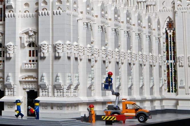 Foto Duomo Lego 5