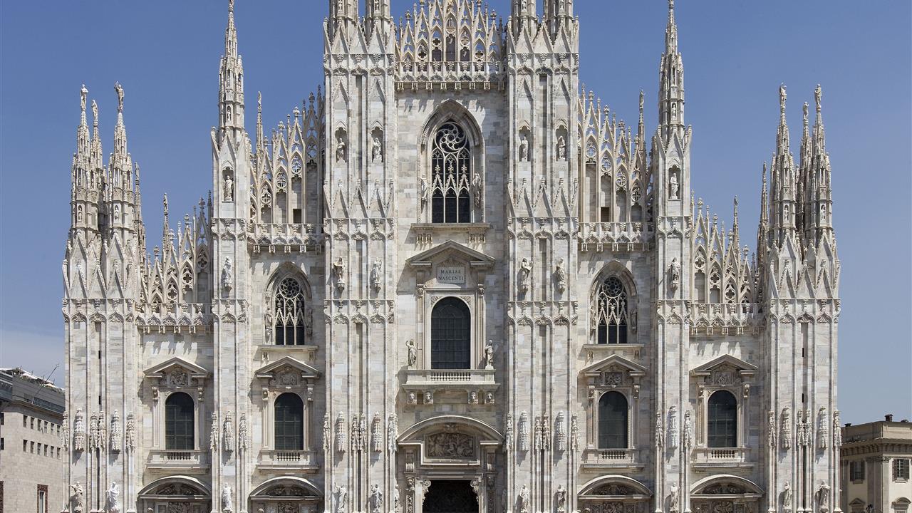 Architecture duomo di milano for Design city milano