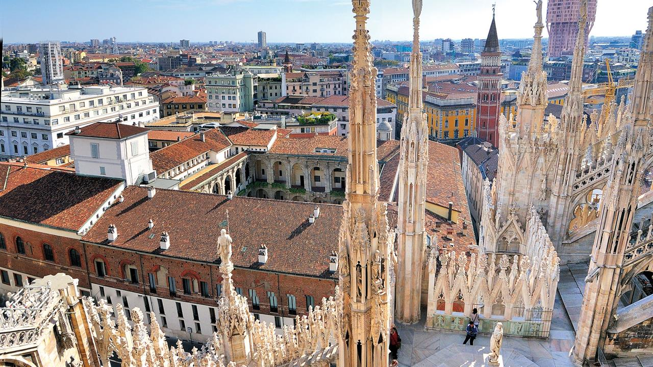duomo di milano essay Milano veneranda fabbrica del duomo di milano owner since november 11, 2014 18 days ago expired on july 26, 2018: 16 years old created on february 21, 2002.