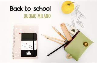 Def Back To School DUOMO Milano