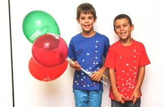 T Shirt bimbo Duomini