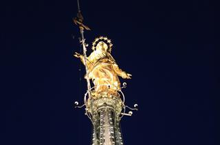 Nuova Illuminazione Madonnina (2)