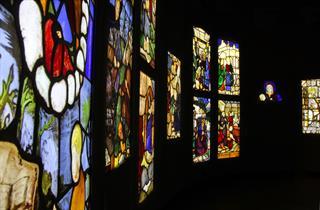 Vetrate Museo del Duomo di Milano