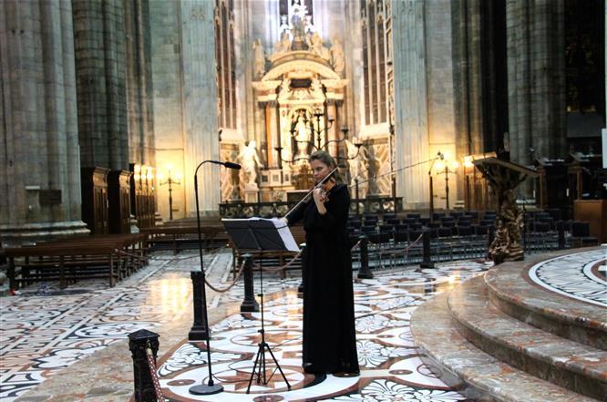 16 Ottobre 2014 Giulia Cerra – Violino