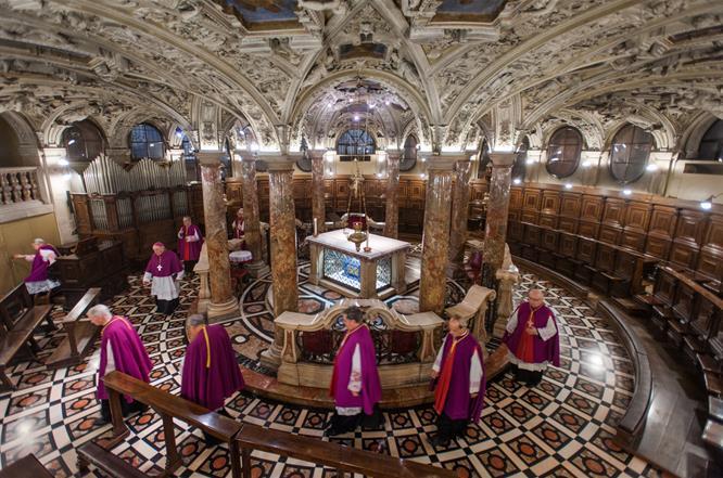 Alessandro Gandolfi Capitolo Metropolitano In Cappella Jemale