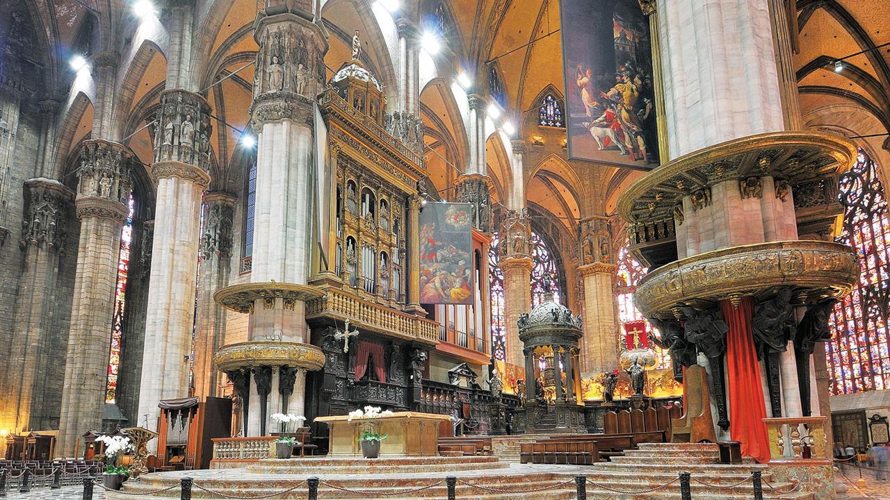 Information on the cathedral church duomo di milano for Design di interni milano