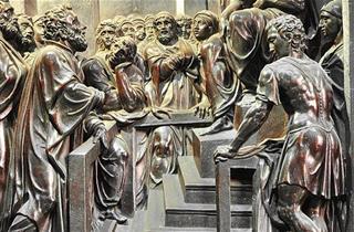 Scultura Duomo Particolare
