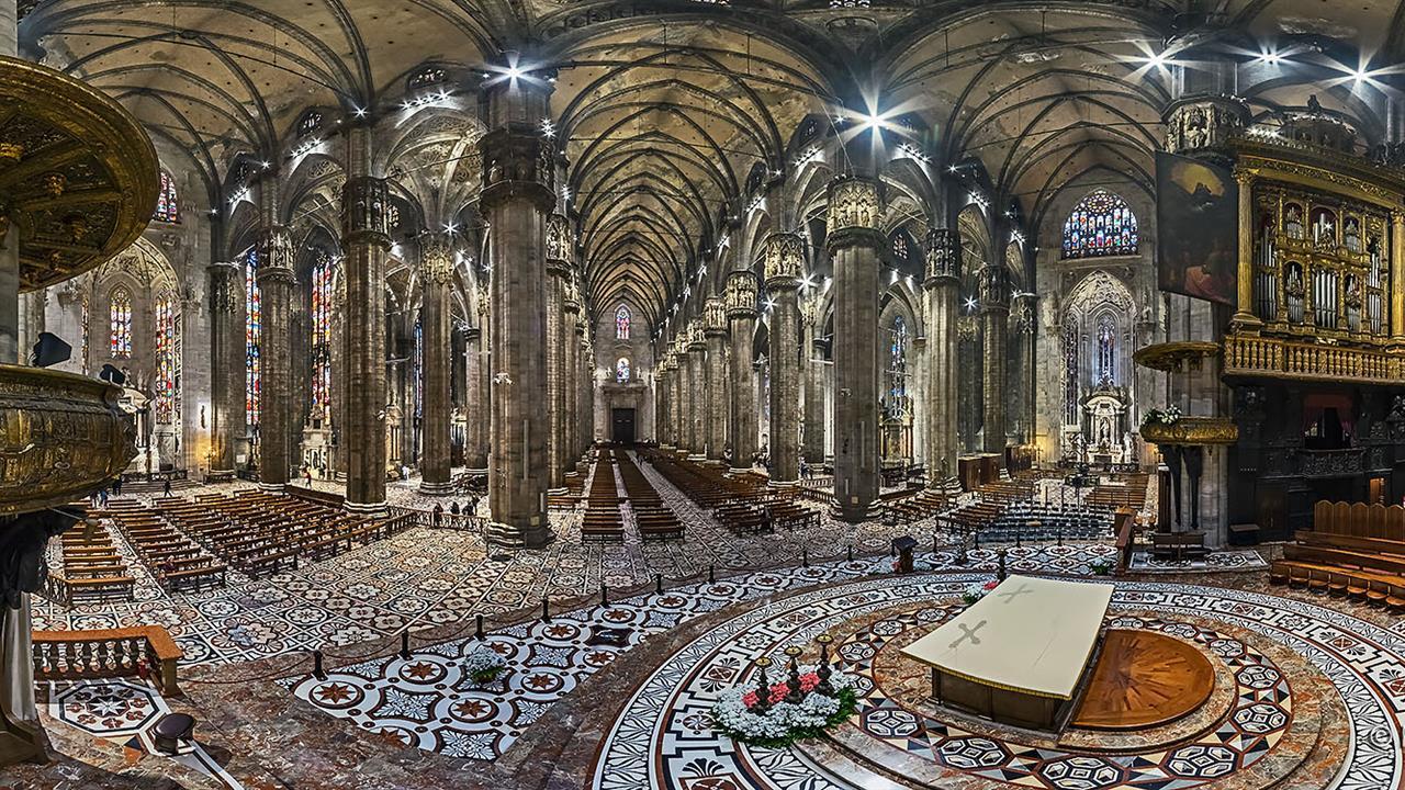 Миланский собор ДуомоDuomo, история строительства собора Дуомо