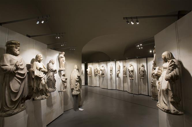 il grande museo del duomo di Milano